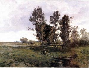 Landschap bij Oosterbeek