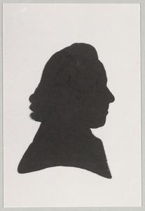 Portret van Reynhard Eusebius Vetter (1758-1812)