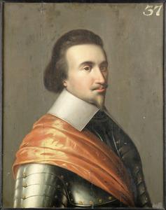 Portret van Adolf, graaf van Nassau