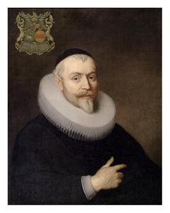 Portret van Elias Trip (1569-1636)