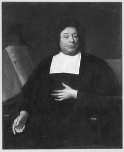 Portret van Philippus Limborch (1633-1712)