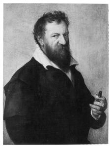 Portret van Lambert Lombard