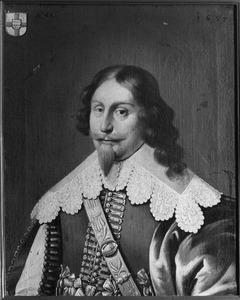 Portret van Johan van Rechteren (?-1641)