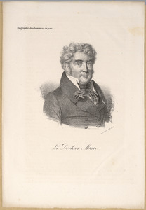 Portret van Charles Chrétien Henri Marc (1771-1841)