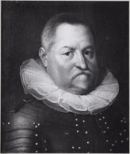 Portret van Jan VI ('de Oude') van Nassau (1536-1606)