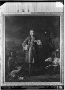 Portret van Dirk Schey (1678-1730)