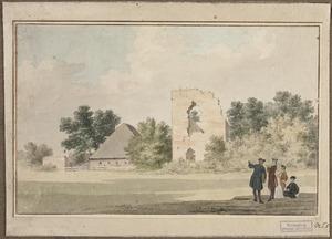Ruïne van kasteel Brijdorpe