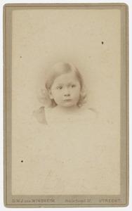 Portret van Boudewijn Reint Wolter Arend van Asch van Wijck (1888- )