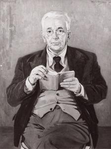 Portret van Jan Greshoff (1888-1971)