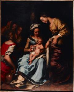 De geboorte van Simson (Richteren 13:24)