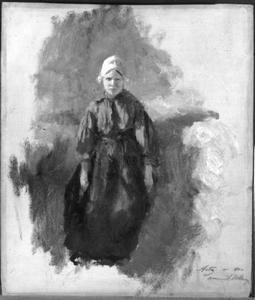 Boerenmeisje