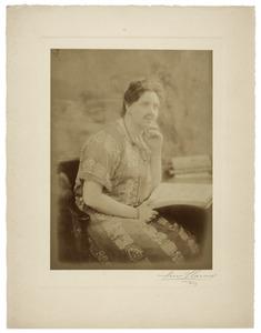 Portret van Arendina Kroese