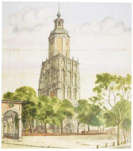 Toren van de Sint Walburgiskerk, Zutphen
