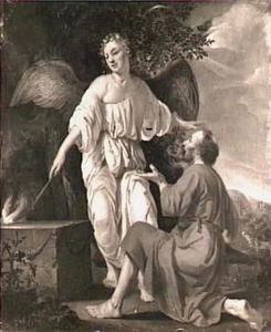 Gideons offer (Richteren 6:21)