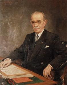 Portret van Peter Willem Hendrik Truijen (1877-1965)