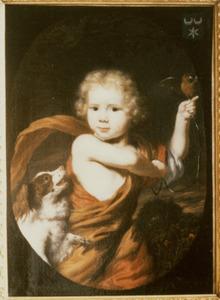 Portret van Frans Six