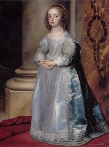 Prinses Mary Stuart I (1631-1661), Princess Royal en prinses van Oranje