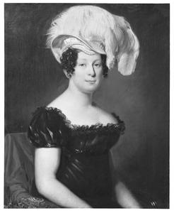 Portret van Henriette Jacoba van Andringa de Kempenaer (1775-1820)