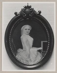 Portret van Cornelia Maria Elias (1732-1769)