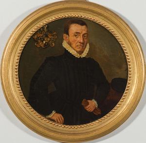 Portret van Nicolaas Balestel (....-1627)