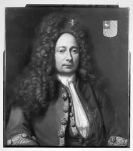 Portret van Nicolaas Zacharias Teding van Berkhout (1681-1743)