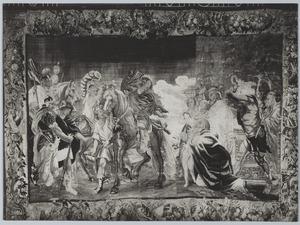 Overgave van een stad aan Alexander de Grote