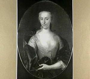 Portret van Antoinette Dierkens (?), echtgenote van Abraham Buys
