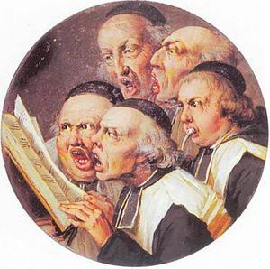 De zangers