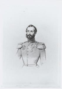 Portret van Charles baron Nepveu (1791-1871)