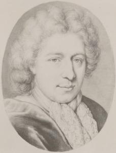 Portret van Pieter Slicher (1667-1702)