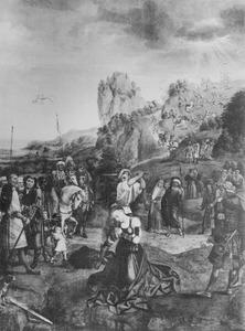 De onthoofding van de H. Catharina