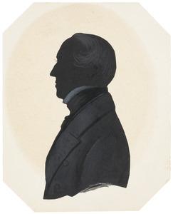 Portret van Matthieu Cornelis Ooster (1807-1878)
