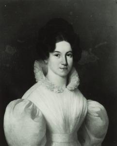 Portret van Henriette Marie Frederique de Flines (1804-1830)
