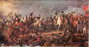 Slag bij Austerlitz op 2 december 1805