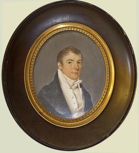 Portret van Jan Jacobus van de Poll (1784-1863)