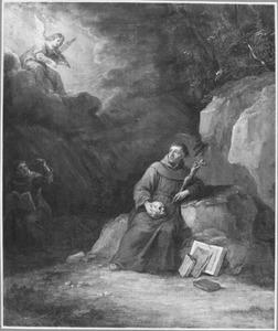 De extase van de H. Franciscus