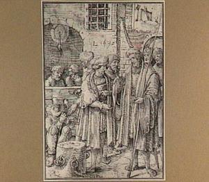 Een van de zeven werken van Barmhartigheid: Het loskopen van gevangenen