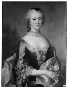 Portret van Agatha van Foreest (1733-1801)