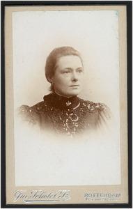 Portret van Jeanne Boeler