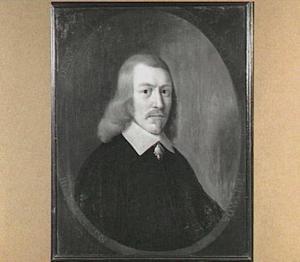 Portret van Johannes Phocylides Holwarda (1618-1651)