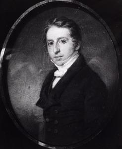 Portret van Pieter Teding van Berkhout (1801-1877)