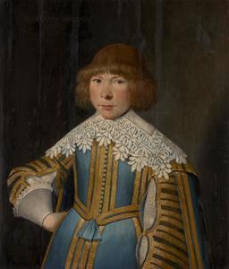 Portret van Alexander van Spaen (1619-1692)