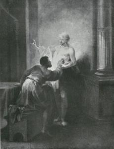 Het ongeloof van de apostel Thomas