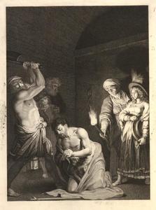 De onthoofding van de H. Johannes de Doper