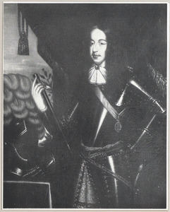 Portret van Willem III van Oranje- Nassau (1650-1702)