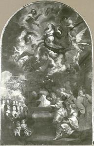 \De hemelvaart van Maria