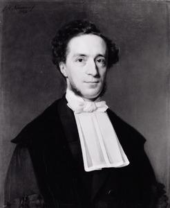 Portret van Otto van Rees (1825-1868)