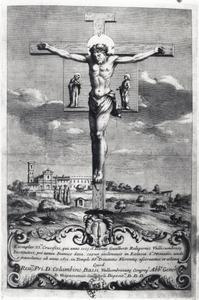 Het zogenaamde kruis van de Heilige Giovanni Gualberto
