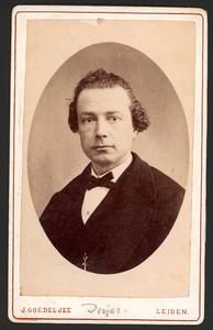 Portret van Derk Doyer (1827-1896)