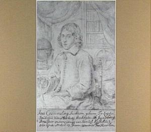 Portret van Joost Jacobsz. Crommelin(g)  (1638-1682)